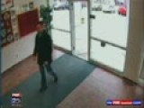 Bank Robber Arrested By Undercover Cop As He Leaves Bank!!
