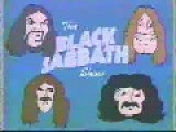 Black Sabbath Does Hawaii Cartoon