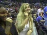 Sports ILLUSTRATED Swimsuit Model Kate Upton Doing The DOUGIE