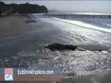 Tsunami-related Surge Hits The California Coast At Avila Beach