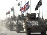 UK Training Saudi Forces Used To Crush Arab Spring