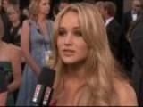 2011 Oscars: Jennifer Lawrence