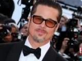 Brad Pitt Channels Jack Nicholson