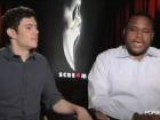 Scream 4's Anthony Anderson And Adam Brody On Stripping Down And How Scary Movies Helped Them Get The Girl