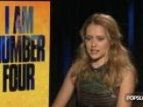 Video: Teresa Palmer On Prepping For Fight Scenes And Her Dream Costars