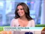 Video: Eva Longoria Opens Up About Her Divorce And Cooks With Mom!