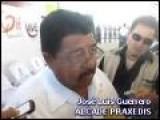 CON POLIS DESARMADOS LOGRAN LA PAZ EN PRAXEDIS