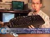 38 - Logitech Wave Keyboard
