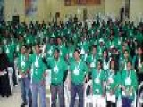 1st YPFDJ Conference In Jeddah - Photo Reportage
