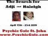 Adji Desir Search Day 3, Gale St John