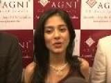 AGNI JEWELLERY Brand Ambassador Amrita Rao
