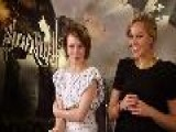 Abbie Cornish & Emily Browning - Interview - Sucker Punch