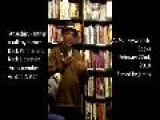 Anarchist Panther: Ashanti Alston At Monkeywrench Books