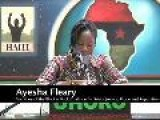 BiB Conference - Ayesha Fleary - Climate Change And Its Impact On The African Community