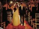 Celebrity Weddings - Pete Wentz And Ashlee Simpson