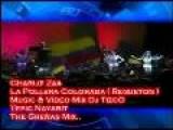 Charile Zaa La Pollera Colorada Regeton - Dj Tizco