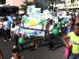 Desfile De Alumnos De Escuela Bolivar En Ca?o Amarillo