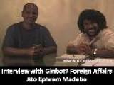 Ethiopia: Ginbot7 Foreign Affairs Ephrem Madebo&apos S Interview