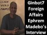 Ethiopia: Ginbot7 Foreign Affairs Ephrem Madebo&apos S Interview Part2