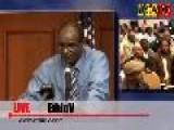 Ephrem Madebo&apos S Speech At Ethiopia And The Horn Of Africa Conference