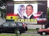 Ghanaians Reflect On President Obama&apos S Visit