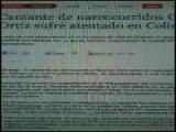 Gerardo Ortiz En Colima Sufre Atentado