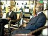 Interview With Seyoum Mesfin, Woyanne Foreign Affairs Minister