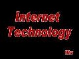 Internet Technology-Ww
