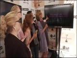 Jennifer Lawrence Shelley Waggener Lauren Sweetser Interview At The 2011 Film Independent Spirit Awards Arrivals Show