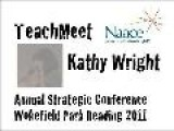 Kathy Wright - Future Proofing Teacher Training: A Two Minute Recipe!