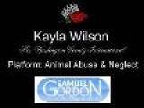 Mrs. Washington County - Kayla Wilson