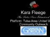 Mrs. Broken Arrow - Kara Fleege