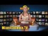 Miami Caliente Promo By Jenny Scordamaglia From Miami TV Channel