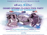 Playboy Playmates Photoshoot At Famous Phuket Club
