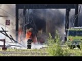 Raw Video From Former Boise Cascade Fire