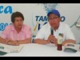 Rueda De Prensa Sobre El Primer Torneo De Pesca En Laguna Del Carpintero