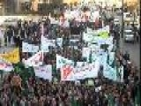 Street Protests In Amman
