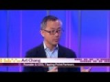 Shelly Palmer Interviews Art Chang, Founder & CEO, Tipping Point Partners