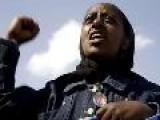 UDJ Holds Rally In Addis Ababa Ethiopia