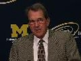 U-M Press Conference The Ann Arbor News