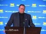 U-M Recruiting Day Press Conference