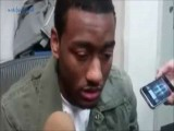 John Wall Interrupted By Farting Reporter