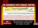 Central Bureau Of Investigation Site HACKED