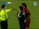 Worst Goalkeeper Tackle Ever Nuno Claro
