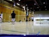 Chan Badminton Match 2 2