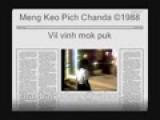Vil Vinh Mok Puk - Meng Keo