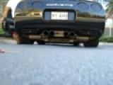 99 Corvette C5 Revving