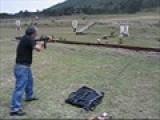 At Shooting Range
