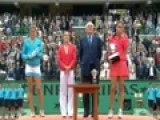 Ana Ivanovic And Hymne