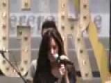 Ashley Tisdale Singing